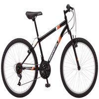 "Roadmaster Granite Peak Boys Mountain Bike, 24"" wheels, Black"