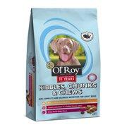 Ol' Roy Kibbles, Chunks & Chews Dry Dog Food, 15 lb