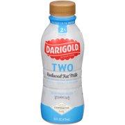 Darigold® Two Reduced Fat Milk 16 fl. oz. Bottle
