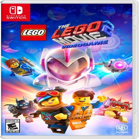 The LEGO Movie 2 Videogame, Warner Bros, Nintendo Switch, 883929668113 ()