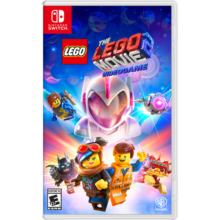 The LEGO Movie 2 Videogame, Warner Bros, Nintendo Switch, 883929668113 - Two Bros