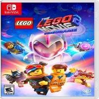 The LEGO Movie 2 Videogame, Warner Bros, Nintendo Switch, 883929668113