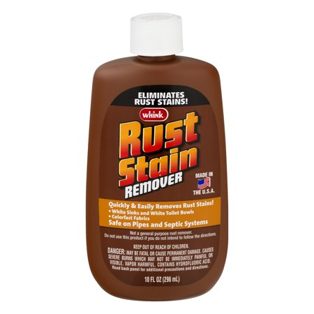whink rust stain remover 10 ounces. Black Bedroom Furniture Sets. Home Design Ideas