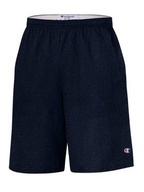 "Champion Athletics 9"" Inseam Cotton Jersey Shorts with Pockets"