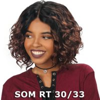 Sis Prime Human Hair Blend Lace Front Wig - JIA (SOM RT 30/33)