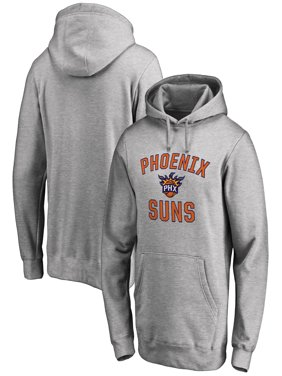 Phoenix Suns Victory Arch Pullover Hoodie - Ash