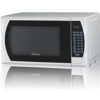 Sunbeam Sgdf701 Microwave Oven - Single - 0.70 Ft - 700 W - White (sgdf701)