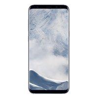 Samsung Galaxy S8+ G955U 64GB Unlocked GSM U.S. Version Phone - w/ 12MP Camera - Arctic Silver (Refurbished)