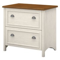 Bush Furniture Stanford 2 Drawer Lateral File Cabinet, Multiple Colors