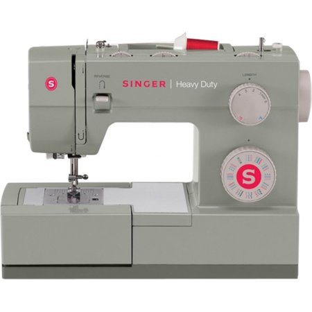 SINGER Heavy Duty 4452 Sewing Machine with Accessories - Heavy Duty Sewing