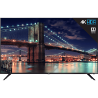 "TCL 65"" Class 4K Ultra HD (2160p) Dolby Vision HDR Roku Smart LED TV (65R617)"