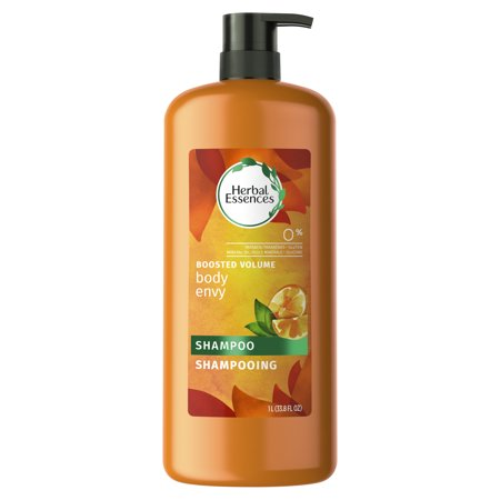 Clairol Herbal Essence Herbal Shampoo - Herbal Essences Body Envy Volumizing Shampoo with Citrus Essences, 33.8 fl oz