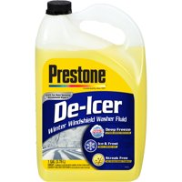 Prestone De-Icer Windshield Washer Fluid, -27 Degrees