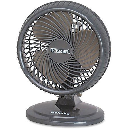 Holmes Lil Blizzard Oscillating Table Fan (HAOF87)