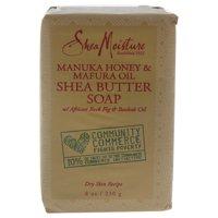 SheaMoisture Manuka Honey & Mafura Oil Intensive Hydration Bar Soap, 8 oz