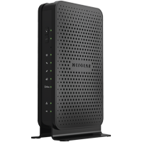 NETGEAR N300 (8x4) WiFi Cable Modem Router Combo. DOCSIS 3.0 | Certified for Xfinity by Comcast, Spectrum, COX & more (C3000)