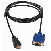 VGA to HDMI Cables