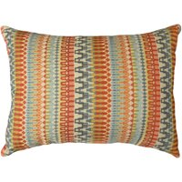 "Better Homes and Gardens™ Woven Stripe Decorative Throw Pillow, 14""x20"""
