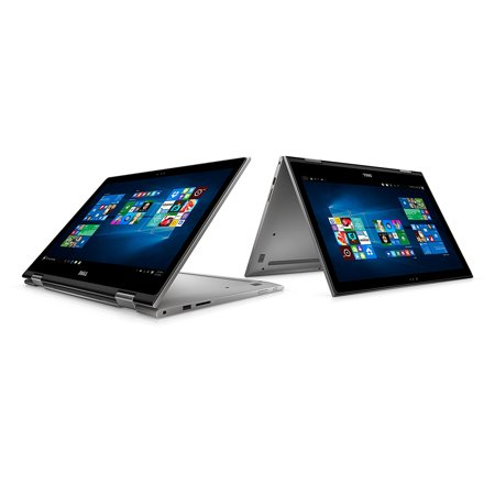 Dell Inspiron 15 5000 2-in-1, i5579-7978GRY, 15.6'' FHD Touch (1920 x 1080), Intel Core i7-8550U, 8GB 2400MHz DDR4, 1TB 5400 RPM HDD, Intel UHD Graphics (Hp 15in Intel Pentium 8gb 2tb Review)