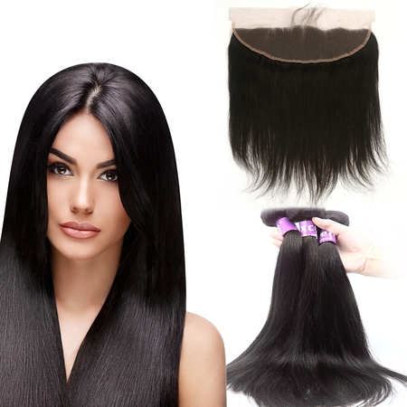 Goddess Remi Yaki Weave (Human Hair Virgin Straight 12-30