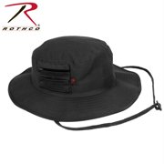 Rothco MA-1 Boonie Hat - Black 5b27b8f89dab