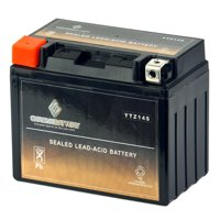 YTZ14S-BS High Performance Power Sports Battery