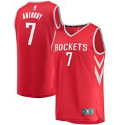 6ce20444c Carmelo Anthony Houston Rockets Fanatics Branded Youth Fast Break Replica  Jersey Red - Icon Edition