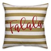Falala 20x20 Spun Poly Pillow