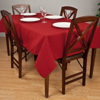 "Riegel Premier Hotel Quality Tablecloth, 52"" x 72"""