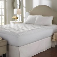 Cuddle Bed 400TC 2.5 inch Cotton Mattress Topper in Multiple Sizes