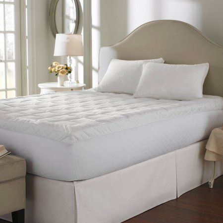 cuddle bed mattress topper Cuddle Bed 400TC 2.5 inch Cotton Mattress Topper in Multiple Sizes  cuddle bed mattress topper