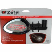 Zefal Cyclops Cycling Mirror with LED