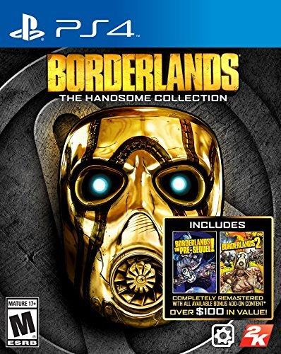 Borderlands: The Handsome Collection, 2K, PlayStation 4, (Borderlands 2 Best Weapon Codes)