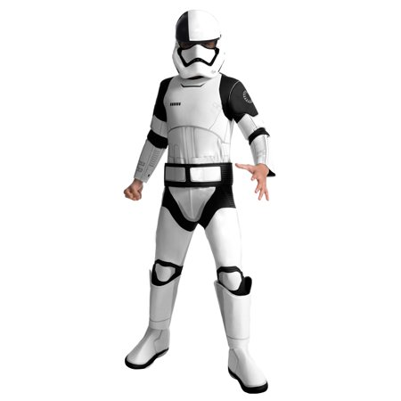 Star Wars Episode VIII - The Last Jedi Deluxe Child Executioner Trooper Costume ()