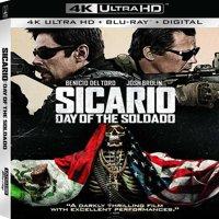 Sicario: Day of the Soldado (4K Ultra HD + Blu-ray + Digital Copy)