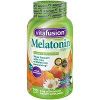 Vitafusion Melatonin Gummy Vitamins, 140 ct gummies
