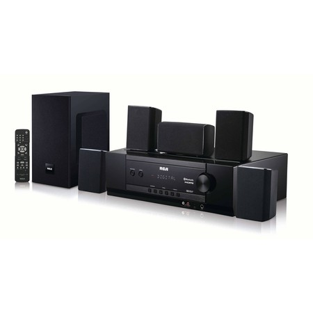 RCA Bluetooth Home Theater - Rca Dome