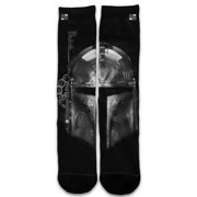 5f4d19dd1 Custom Elite Style Athletic Sport Socks Crew 18 Inch / Dark Force, Rebel  Trooper