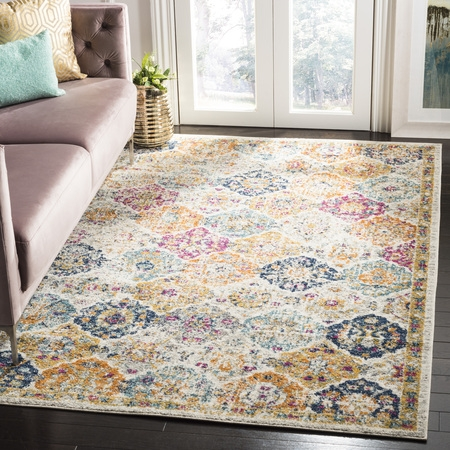 Safavieh Madison Judith Geometric Floral Area Rug or Runner