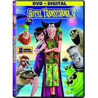 Hotel Transylvania 3: Summer Vacation (DVD + Digital Copy)