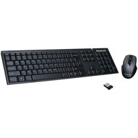 IOGEAR GKM552R Long-Range 2.4GHz Wireless Keyboard & Mouse Combination