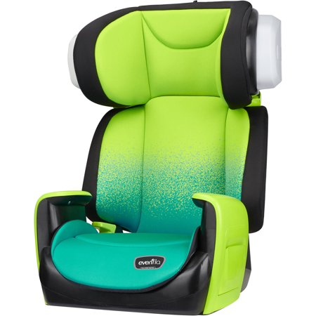 Evenflo Spectrum 2-in-1 High Back Booster Car Seat, (Booster 6 Box Case)