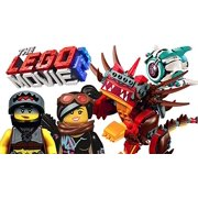 Lego Movie 2 Birthday Personalized Edible Frosting Image 1 4 Sheet Cake Topper Price