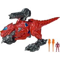 Mighty Morphin Power Rangers Movie T-Rex Epic Battle Zord with Figure