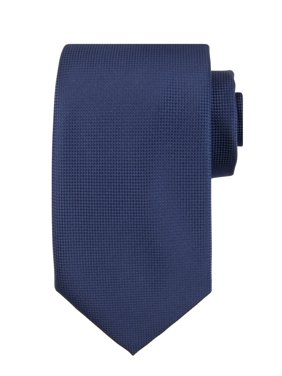"""DXL Men's Extra Long B&T Solid Tie, up to 63"""""""