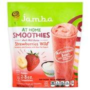 Jamba at Home Strawberries Wild Smoothies Yogurt, 8 oz