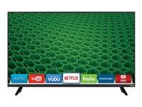 "VIZIO D43-D1 - 43"" Class (42.5"" viewable) - D-Series LED TV - Smart TV - 1080p (Full HD) - full array, local dimming"
