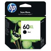 HP 60XL, (CC641WN) High Yield Black Original Ink Cartridge
