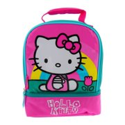 d837f7952 Thermos Dual Compartment Lunch Kit, Hello Kitty
