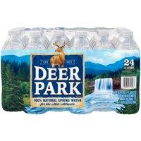 Deer Park Natural Spring Water, 16.9 Fl. Oz., 24 Count